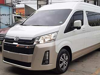 Van (14 seater) Car Rental